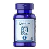 B-1 VITAMIIN -  100 tabletti