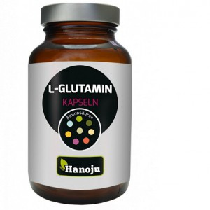 L-GLUTAMIIN - hea aminohape sportlastele.