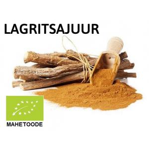 LAGRITSAJUUR (ÖKO) MAHETOODE HIND AL.12 €