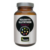 GLUTATIOON - VABADE RADIKAALIDE JA OKSÜDATIIVSE STRESSI VASTU. 100 mg. 100 kapslit. Hind 26,40 €