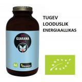 GUARANA PULBER (ÖKO) MAHETOODE - PUHAS LOODUSLIK ENERGIA 350 G.